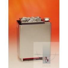 Печка за сауна Bi-O-Mat 6kW с изпарител за вода без доливане