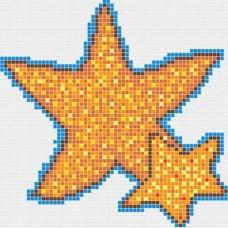 Стъклокерамична фигура stella marina f-01 297х297см