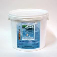 Хим. препарат за дезинфекция мултифункционални таблетки Friendly Water за басейн х 200г 5 кг