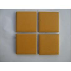 Плочки керамика оранжева, 45 х 45 мм за басейни