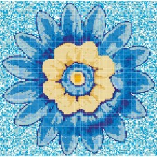Стъклокерамична фигура мимоза 315х315см