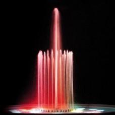 Фонтан-кръг d600мм радиален,12 дюзи+средна