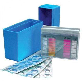 Тестер за pH и кислород таблетки