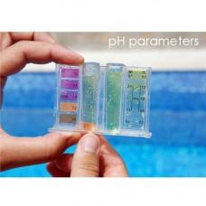 Тестер за pH и хлор (или бром)