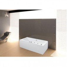Хидромасажна вана Windsor 180х85, система Titanium Sport, бяла