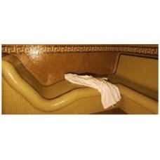 Легло за почивка долепено до накл. пейка  лява