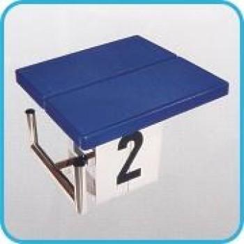 Блокче стартово H=345 мм за басейн за състезания