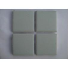 Плочки керамика светлосиви, 45 х 45 мм за басейни