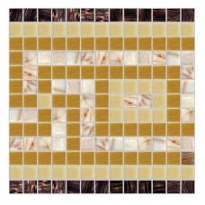 Стъклокерамичен фриз ТРАКИ Н=28.4 см.