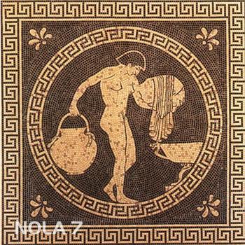 Стъклокерамика мозайки