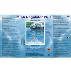 Препарат коректор на рН / pH+ Regulator Plus Friendly Water®, гранулиран, 1 кг