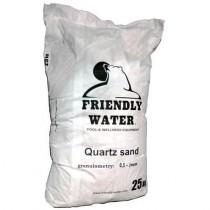 Пясък кварцов Friendly Water едра фракция, 1 – 3 mm