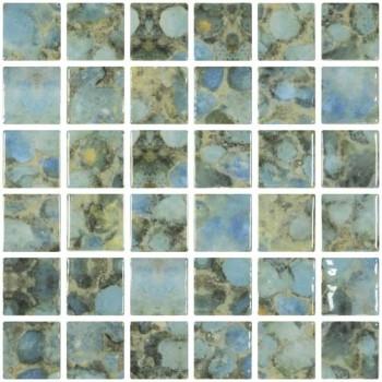 Мозайка стъклена микс Penta Rodas 5x5см