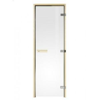 Врата стъклена Tylo за сауна DGL 800x2100 мм прозрачна