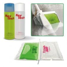 Гел изолационен двукомпонентен RayGel доза 200г зелен