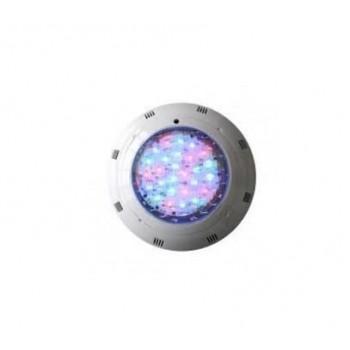 Прожектор диоден плосък 252 LED Blue, 18W 12V