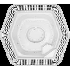 Вана Classic еталон с преливник, 260*234 см, h= 102 см