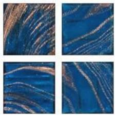 Стъклокерамика Lyrette Brilliance E706 синя