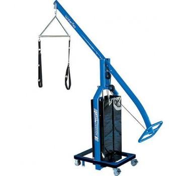Механизъм за местене на подводни фитнес уреди