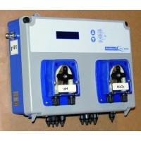 Система дозаторна за басейни до 130 м3 за рН и H2O2 PoolBasic