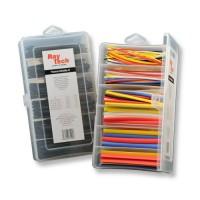 Шлаух термосвиваем комплект MiniMix 170 бр, цветни