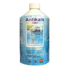 Течен антикалциращ препарат за почистване на басейн Хим. Антикалк Friendly Water 1л Metalex