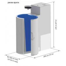 Криокамера (криосауна) Standard