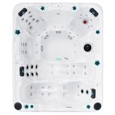 Преносима хидромасажна вана ESTHETIC, серия Luxury, 6 места, 274 x 228 x 91 см