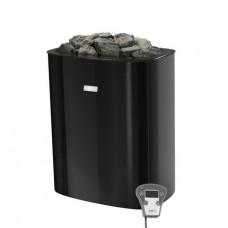 Печка NC Electric 9 kW Black за сауна с външно управление