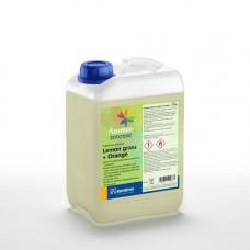 Аромат Лимонена трева и портокал 200 ml / 1 L / 3 L