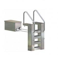 Моноблок стълба двускоростен 2050м3ч метален