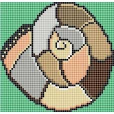 Стъклокерамична фигура охо-бохо