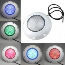 Прожектор диоден плосък 252 LED RGB, 18W 12V,