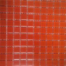 Кристална мозайка Lyrette червена A140, 23x23x4 mm