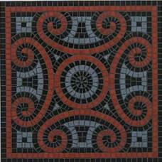 """Стъклокерамична мозайка """"Розетка"""" - 60х60см."""