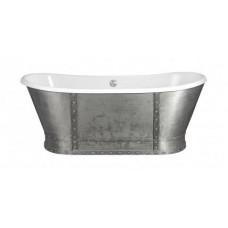 Хидромасажна вана Vogue 172x69 см, бяла