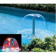 Фонтан fk-1372-wb, струйник water ball