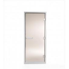 Врата стъклена за парна кабина 60 G, 778x2020мм бронз