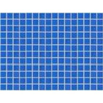 Плочки керамика сини антислип A4548, 45 х 45 мм за басейни