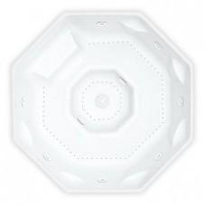 Хидромасажна вана Octavia с преливник, 226*226 см, h= 102 см