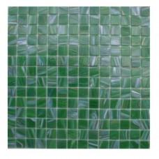 Стъклокерамика Lyrette Brilliance NE654 зелена със златни нишки