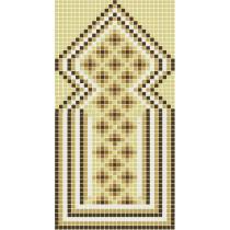 Стъклокерамично пано Мароко 64х120 cm
