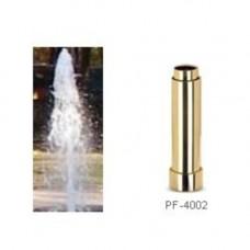 """Дюза за фонтан с ефект пяна, присъединяване 1 1/2"""" вътр. резба."""