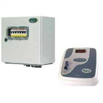 Управление за печка универсално С-2003 + силово табло за печки над 18 kW