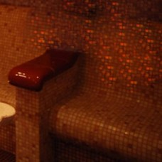 Облицовка керамична за подлакътник прав за пейка наклонена, анатомична и т.баня -цял (двоен)