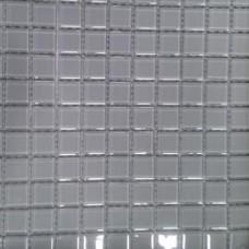 Кристална мозайка Lyrette сива A140, 23x23x4 mm