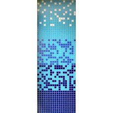 Плочки керамика тъмносини Blue 588, 45 х 45 мм за басейни