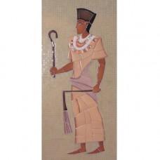 Пано керамично в египетски стил, h = 1.6 м