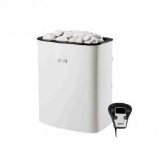 Печка  електрическа 9 kW за сауна Narvi NC Electric, в комплект с електронно управление