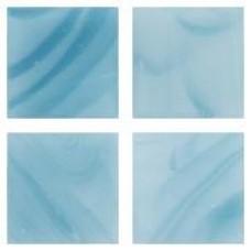 Стъклокерамика Lyrette Marble T761 светлосиня